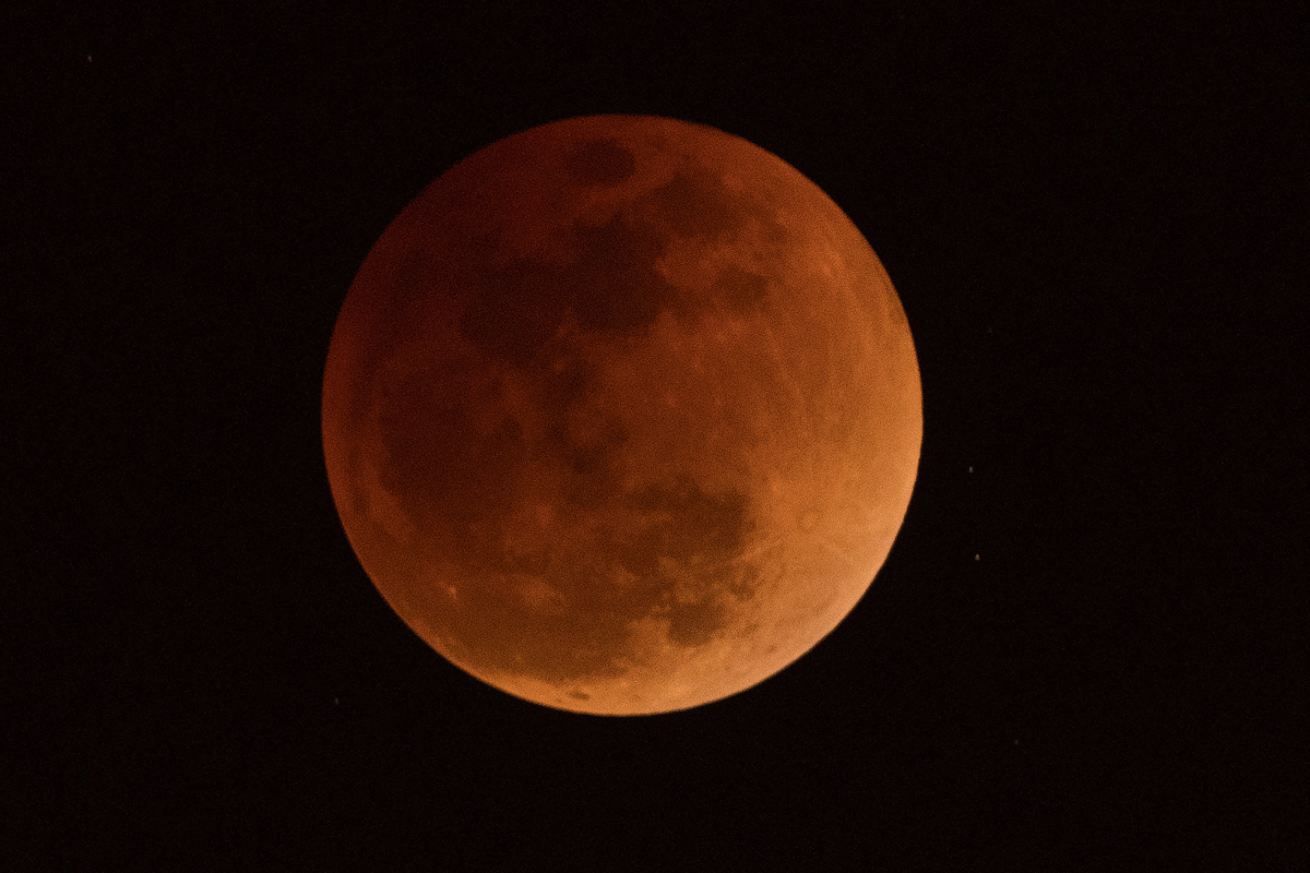 Once in a super blue blood moon | Correspondent