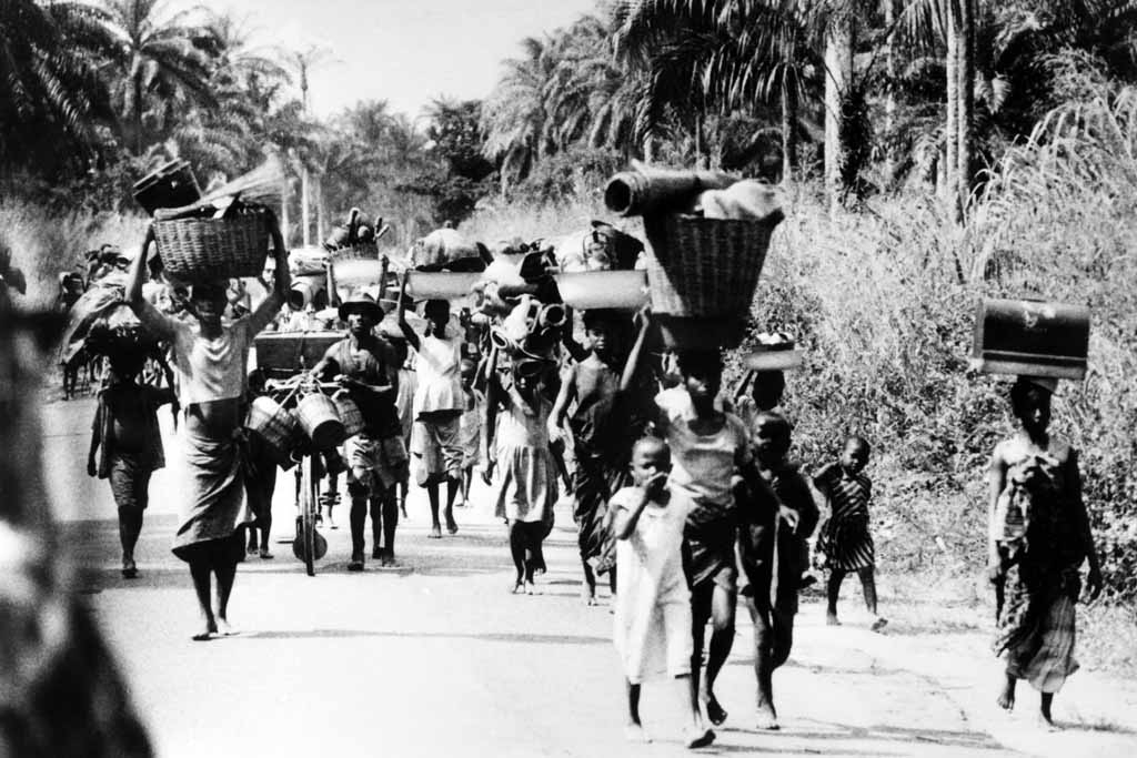 Nigerian Civil War With Biafra: The Untold Story