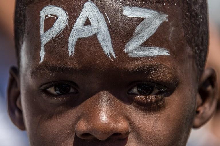 BRAZIL-CRIME-VIOLENCE-PROTEST-SHANTYTOWN