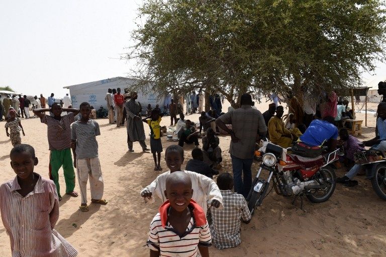CHAD-NIGERIA-UNREST-REFUGEES