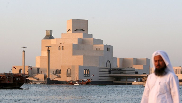 The Museum of Islamic Art in Doha in June 2014