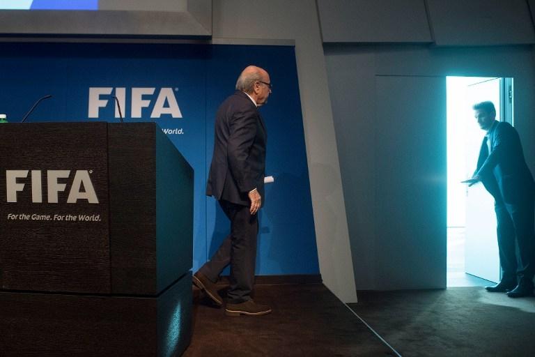 TOPSHOTS-FBL-FIFA-CORRUPTION-BLATTER