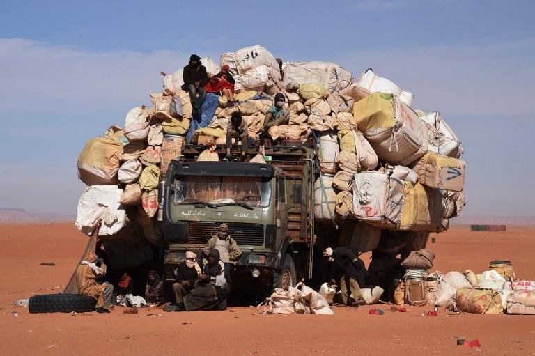 NIGER-MADAMA-LIBYA-BARKHANE