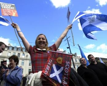 BRITAIN-POLITICS-SCOTLAND-VOTE