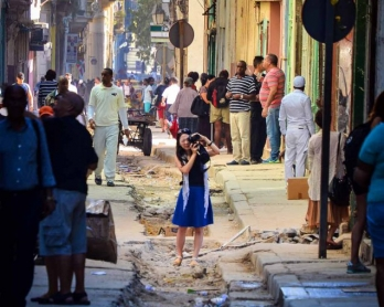 Havana, December 2014. (AFP/Adalberto Roque)