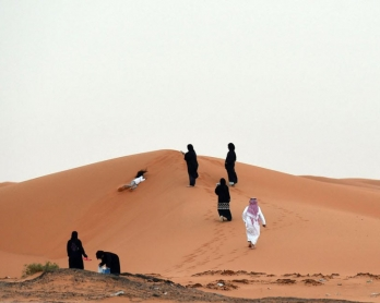 (AFP/Fayez Nureldine)