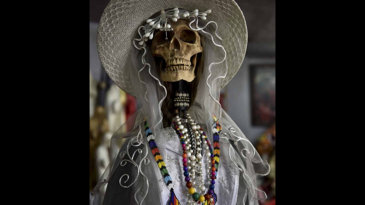 Santa Muerte and its hold over Mexico | Correspondent